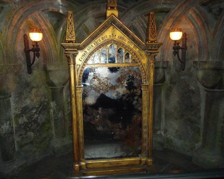 Miroir magique Harry Potter