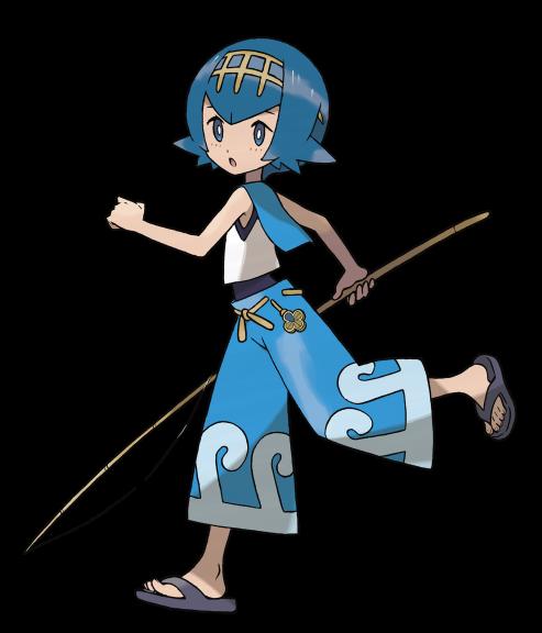 Néphie Pokemon
