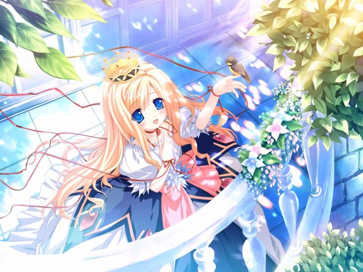 Princesse de Manga