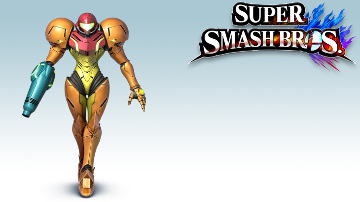 Samus Super Smash Bros