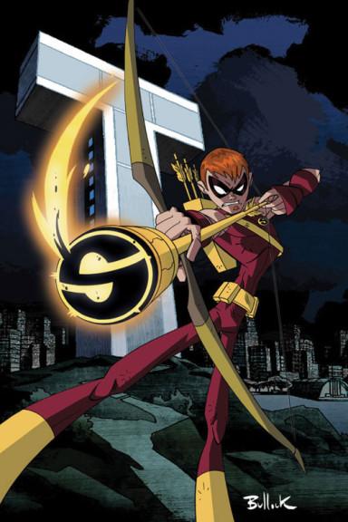 Speedy Teen Titans