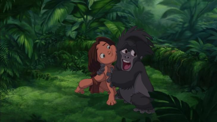 Tok Tarzan