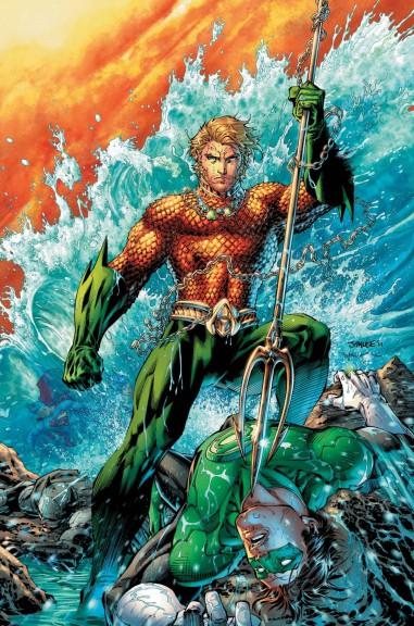 Aquaman hero