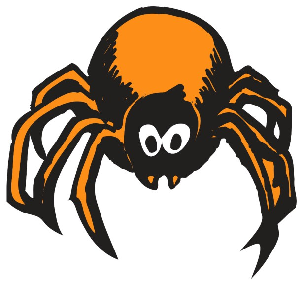 Araignée Halloween