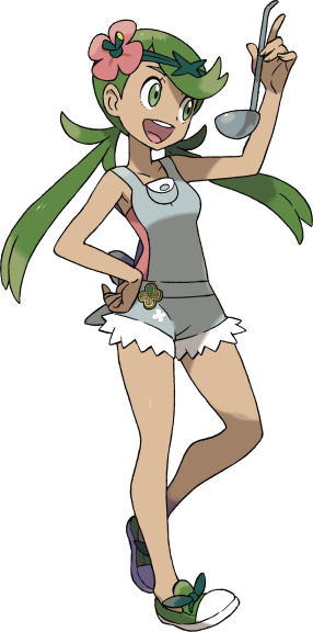 Barbara Pokemon