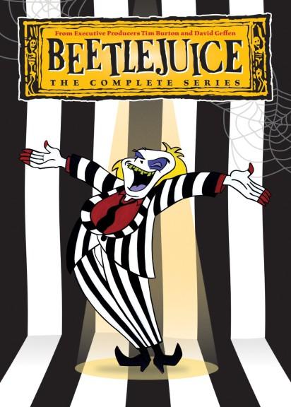 Beetlejuice dessin anime