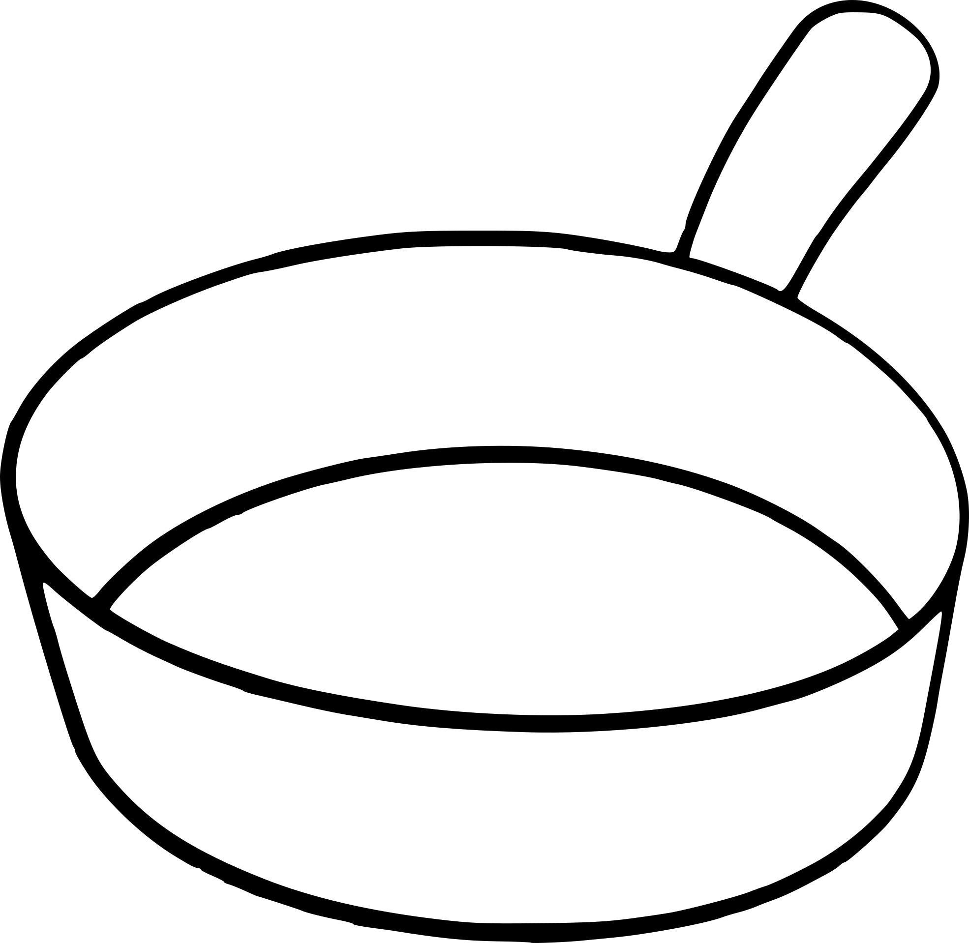 Coloriage casserole imprimer - Casserole dessin ...