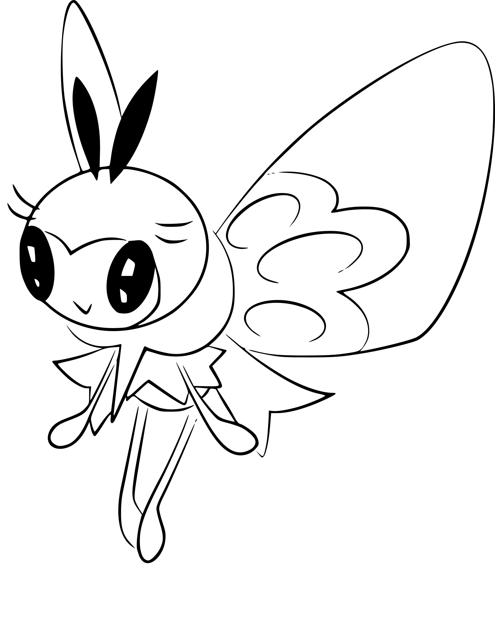 Coloriage Rubombelle