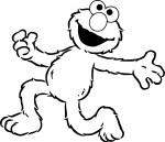 Elmo dessin