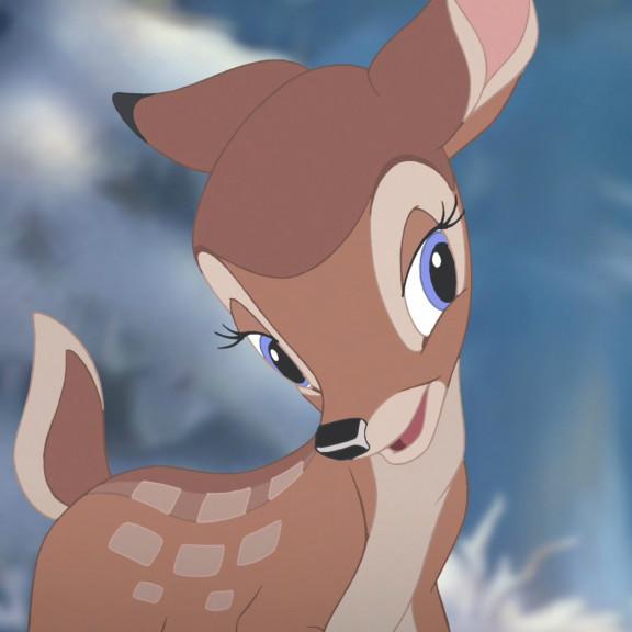 Feline Bambi