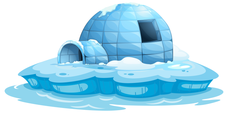 Igloo glace