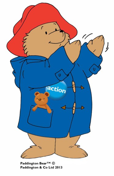 Paddington dessin animé