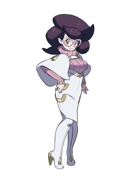 Vicky Pokemon