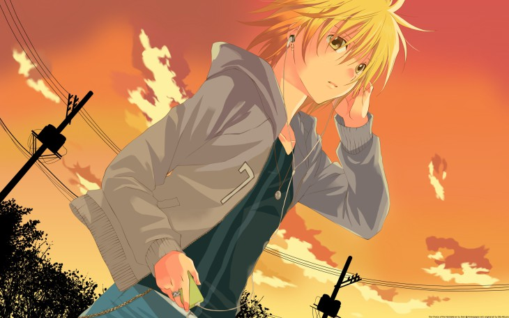 Adolescent manga