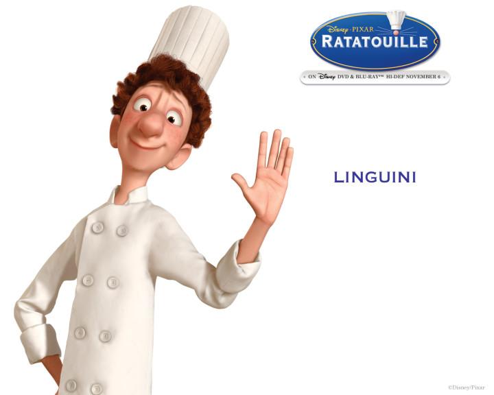 Alfredo Ratatouille