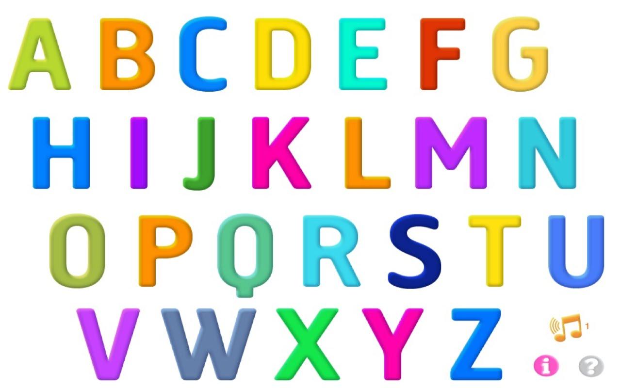 Coloriage alphabet imprimer - L alphabet en francais a imprimer ...