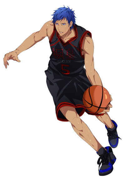 Aomine Kuroko's Basket