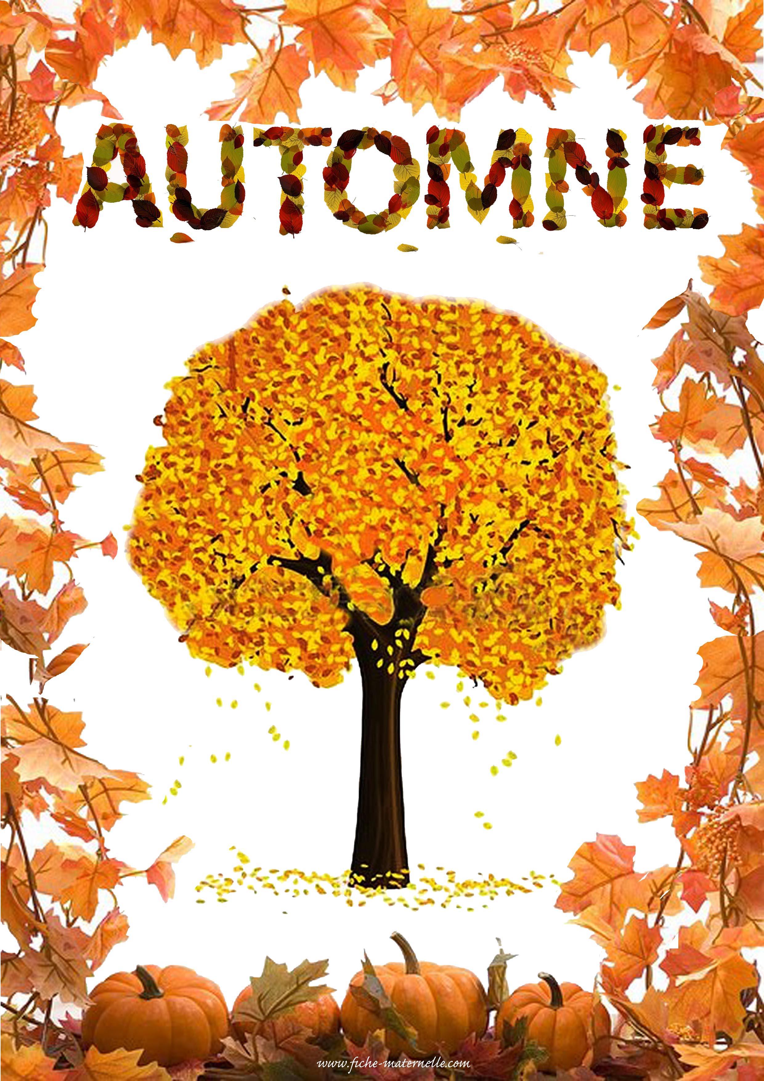 Coloriage automne imprimer - Coloriages automne ...