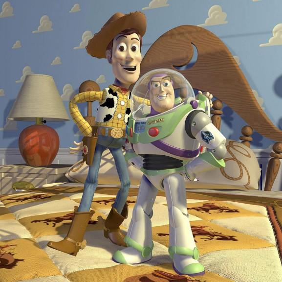 Buzz et Woody