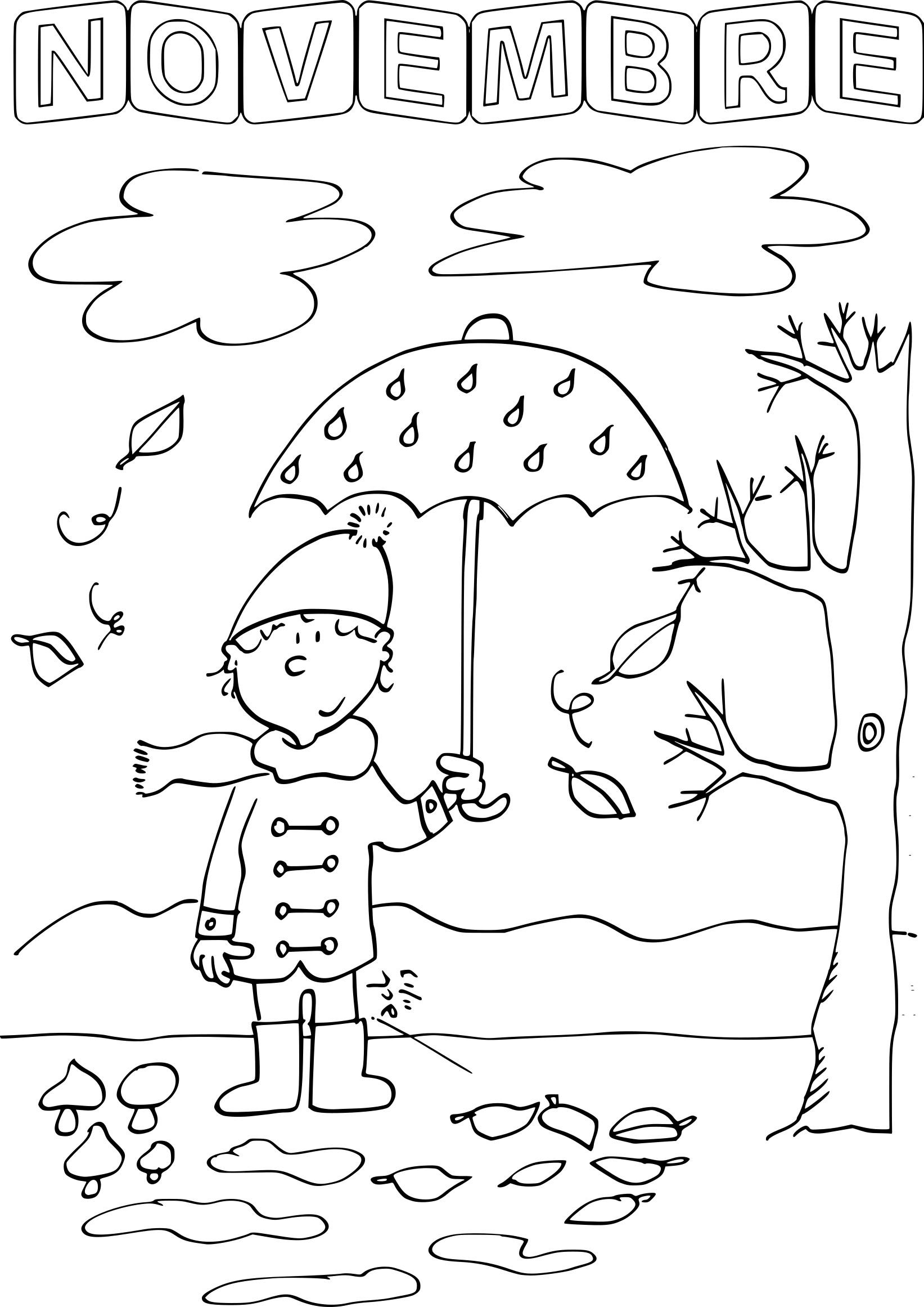 janvier maternelle a colorier et imprimer