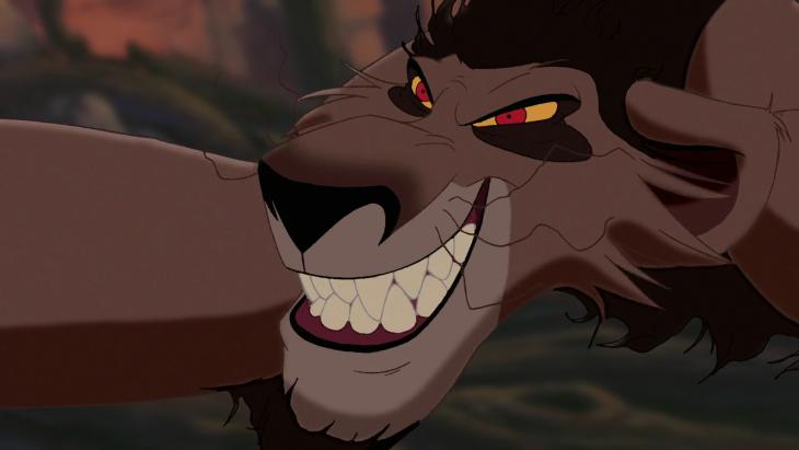 Nuka Le Roi Lion 2