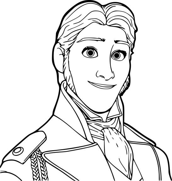 Prince Hans dessin
