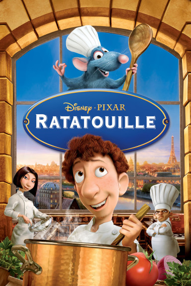 Ratatouille Disney