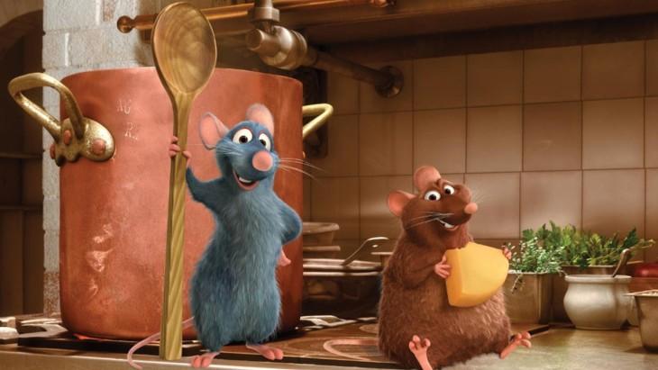 Ratatouille souris