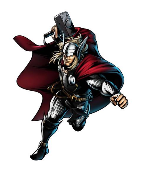 Thor dessin anime