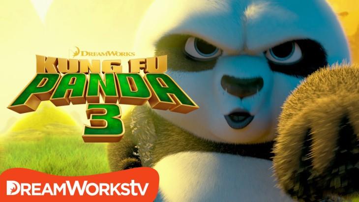 Bao Kung Fu Panda 3