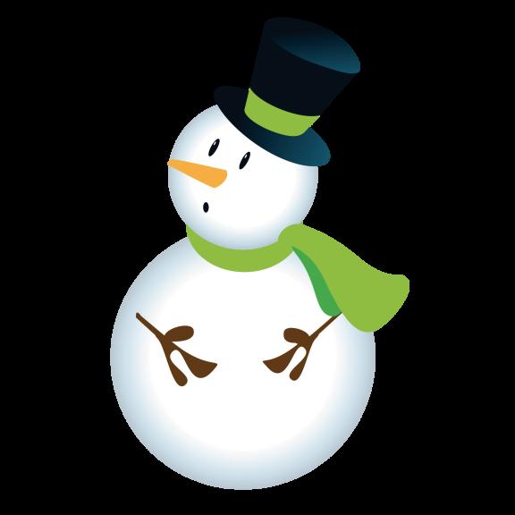 Bonhomme de neige Noel