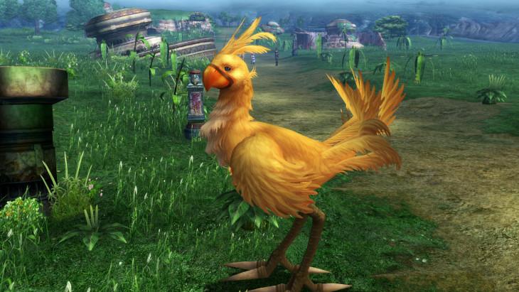 Chocobo Final Fantasy