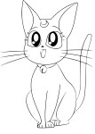 Coloriage Diana Sailor Moon