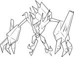Coloriage Necrozma