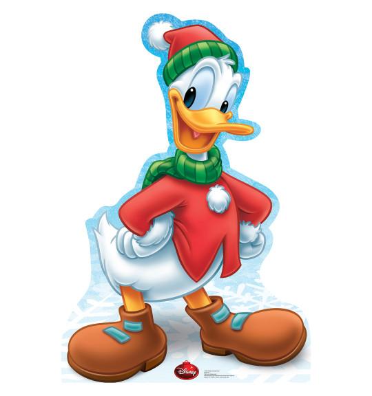 Donald Duck à Noël