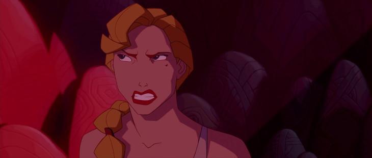 Helga Atlantide