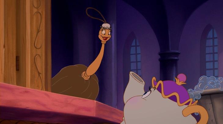 Plumette Disney