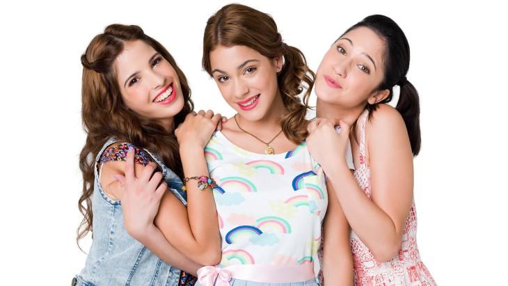 Violetta et ses amies