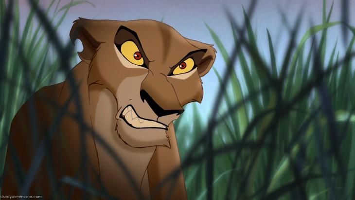 Zira Roi Lion 2