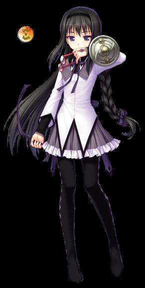 Homura Madoka Magica