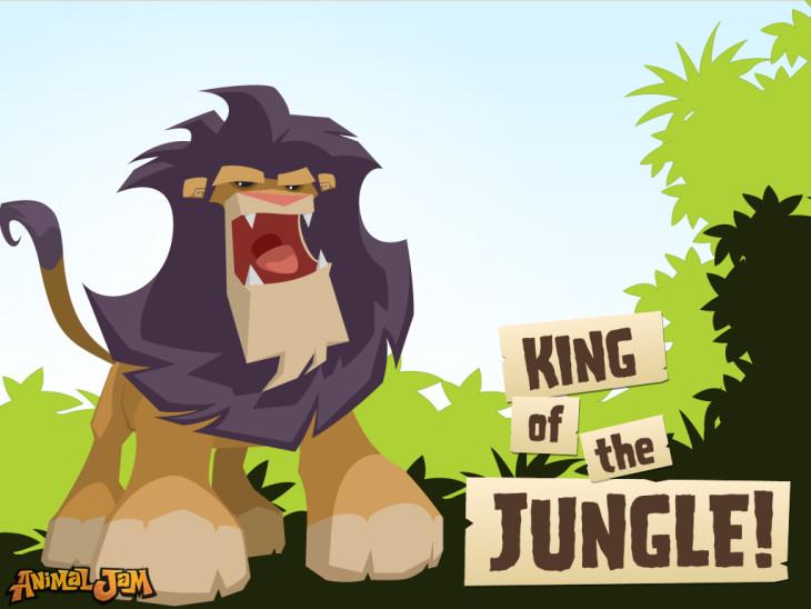 Lion Animal Jam