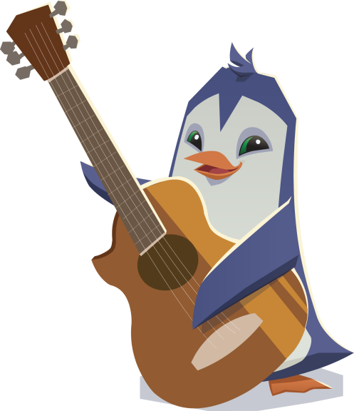 Penguin Animal jam