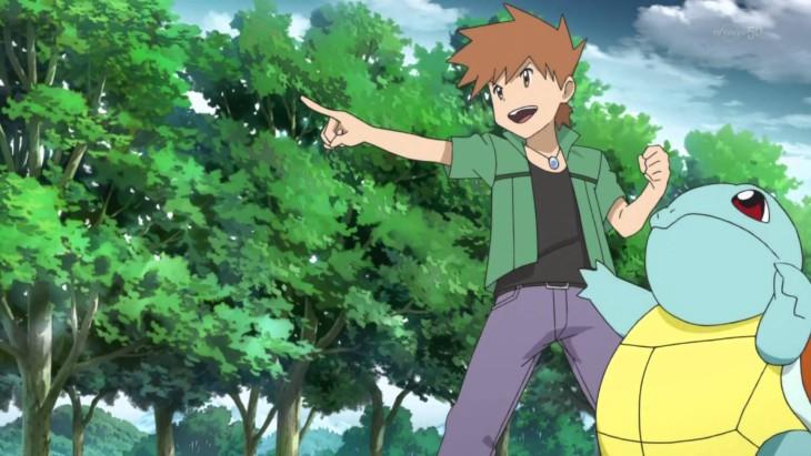 Pokémon : Les Origines Blue