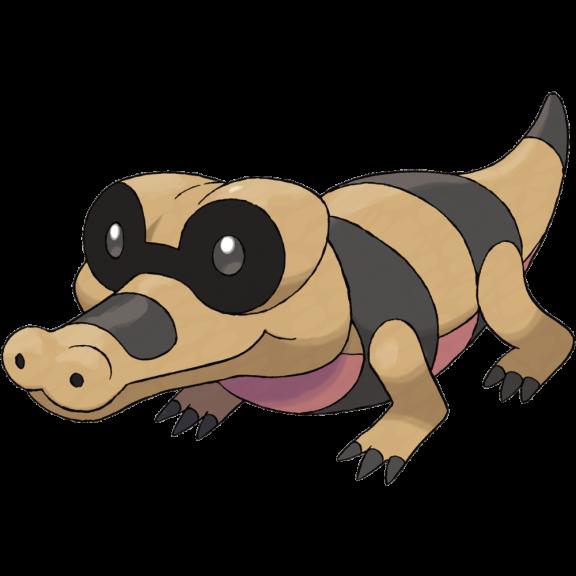 Mascaïman Pokemon