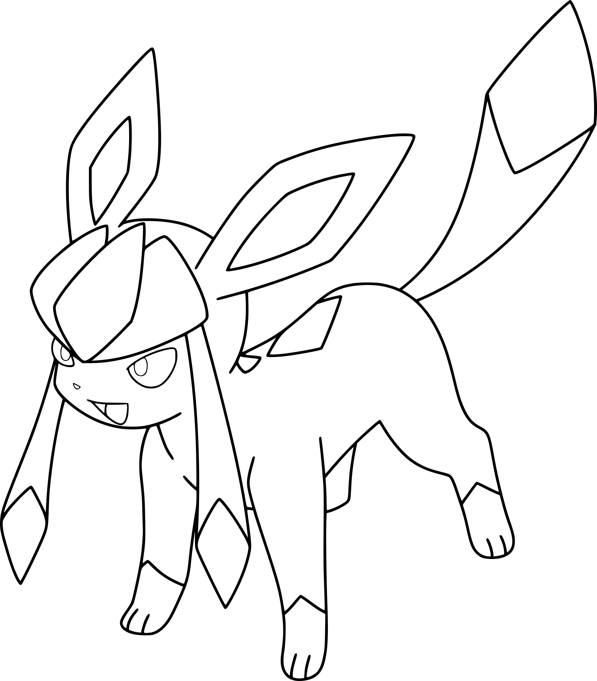 Coloriage givrali pokemon imprimer - Coloriage pokemon sulfura ...