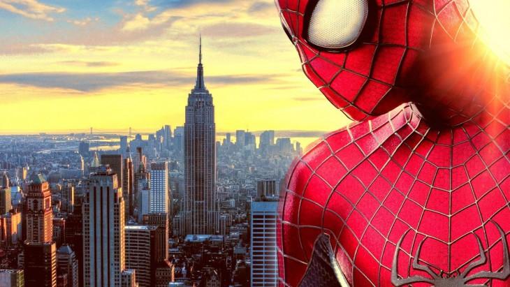 Spiderman en ville