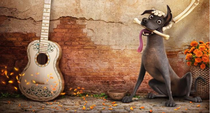Coco Dante le chien