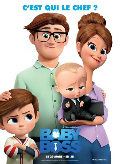 Baby Boss la famille