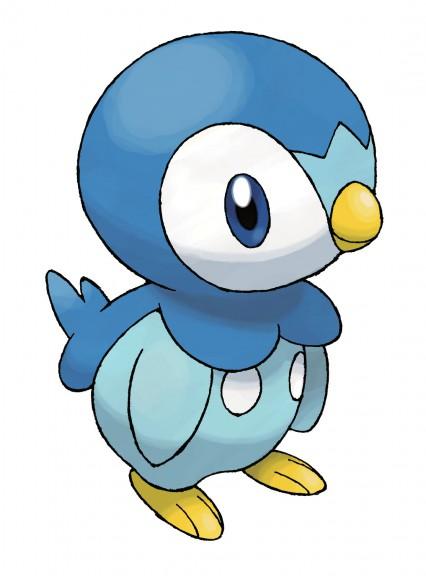 Pokemon Tiplouf
