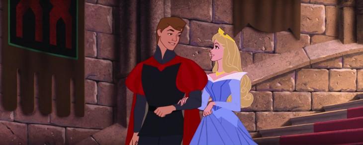 Aurore et le Prince